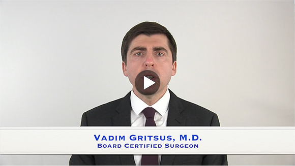 Vadim Gritsus, M.D. Bariatric and General Surgeon
